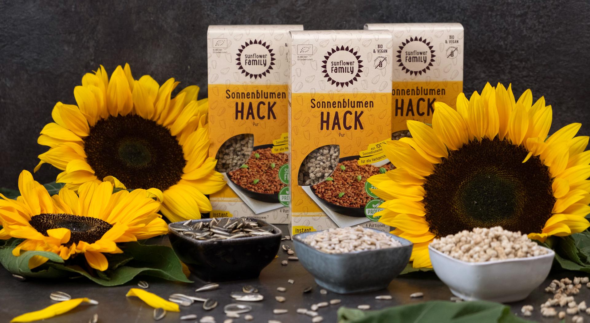Sunflower Lahmacun