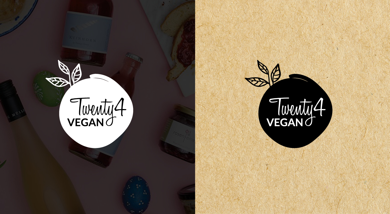 Twenty4Vegan Logo