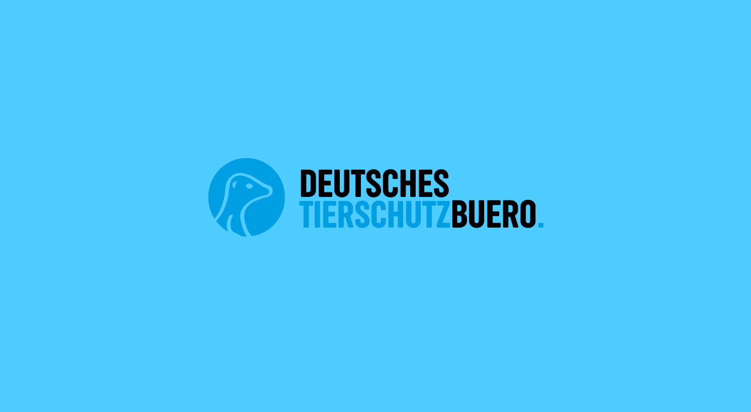 Tierschutbüro Logo Re-Design